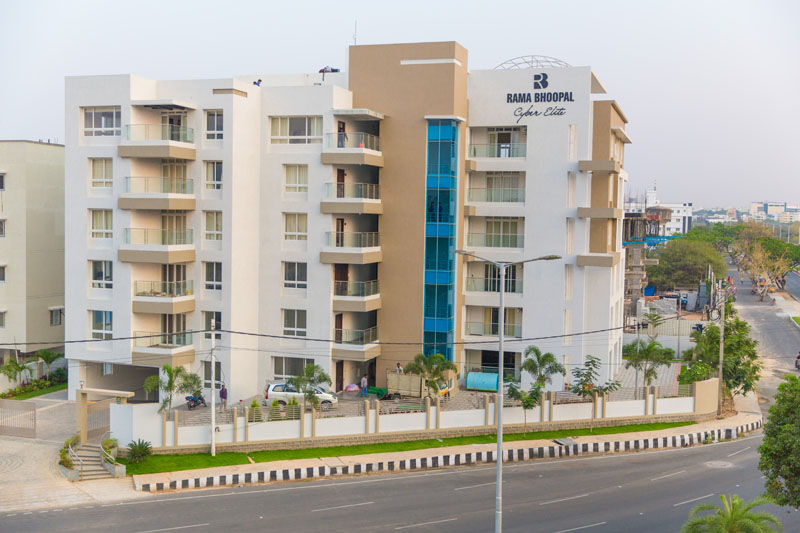 Luxury Apartments In Madhapur Hyderabad